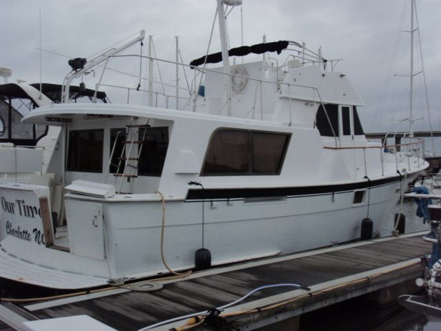 1976 Hatteras 48 LRC Power Boat For Sale Wwwyachtworldcom