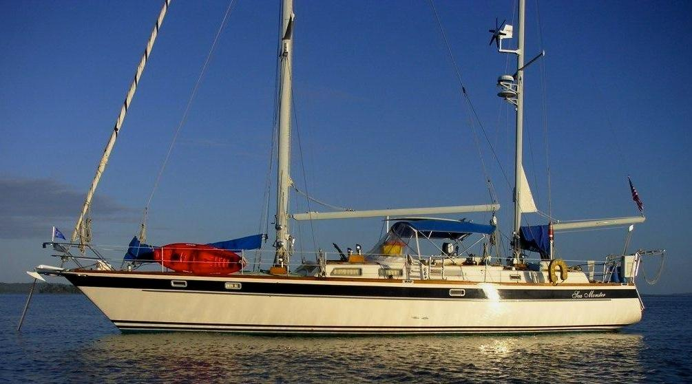 1981 Pearson 530 Sail Boat For Sale Wwwyachtworldcom