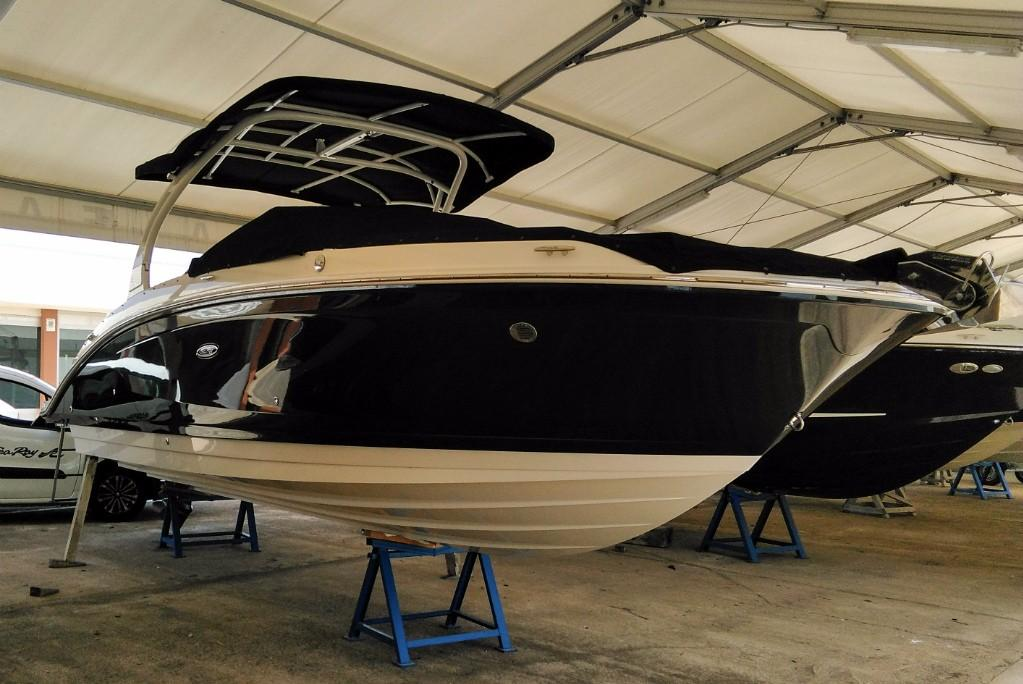 2018 Sea Ray 270 Sundeck Power Boat For Sale Www