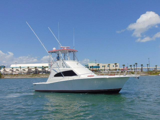 2007 Luhrs 380 Convertible Power Boat For Sale Www