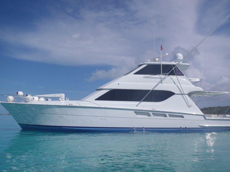 2001 Hatteras 65 Power Boat For Sale Wwwyachtworldcom