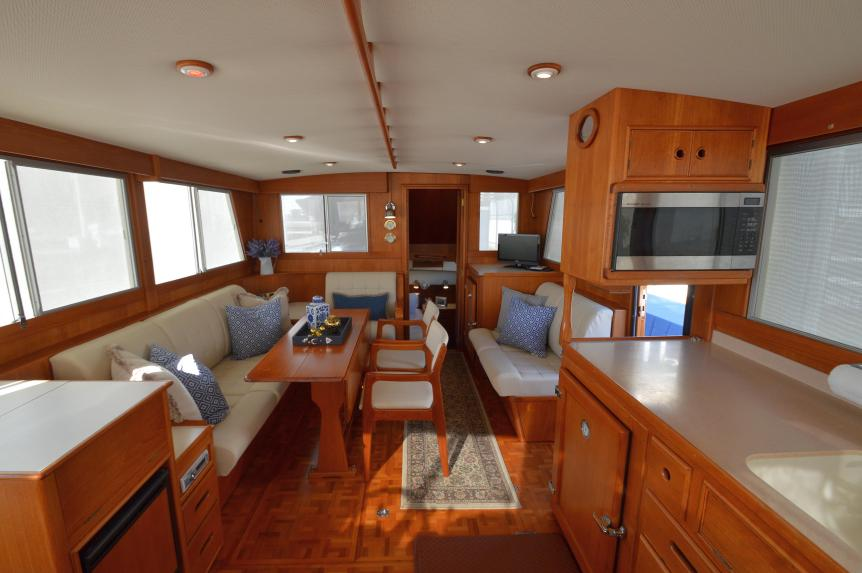 2001 42 Grand Banks For Sale In Baltimore Md Us Bluewater Yacht Sales