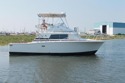 Bertram 33 Sport Fisherman Boats For Sale YachtWorld