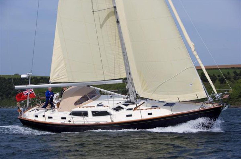 2018 Rustler 44DS Sail Boat For Sale Wwwyachtworldcom