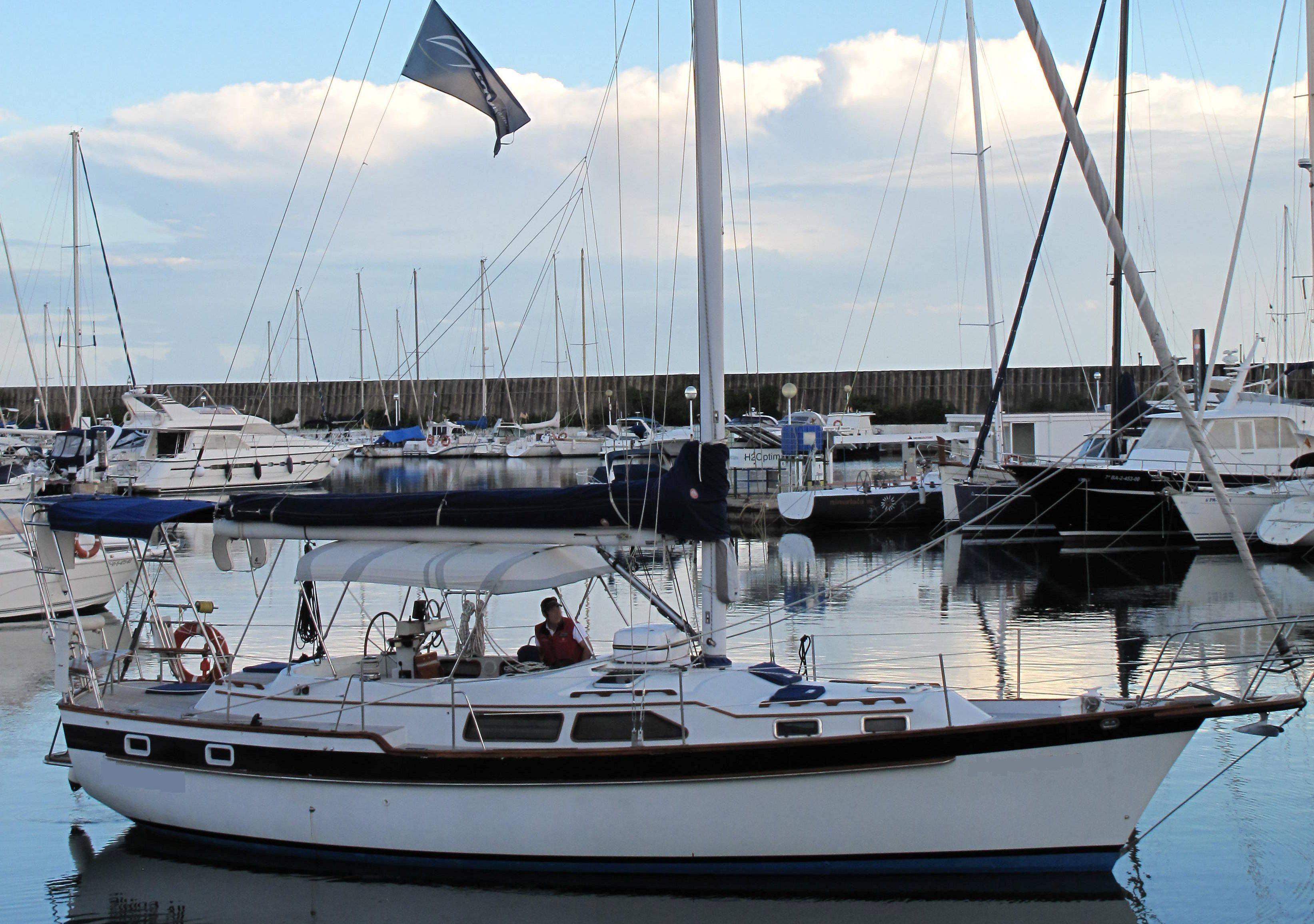 1990 Irwin 38 Sail Boat For Sale Wwwyachtworldcom