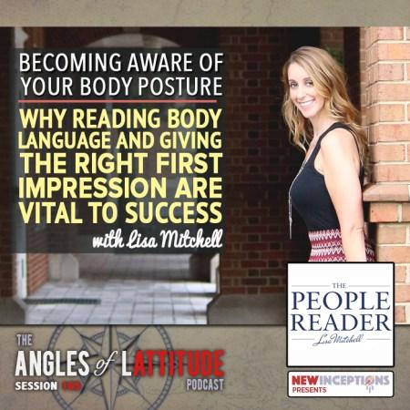 reading body language