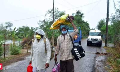 National Insurance Co receives 500 claims amounting to Rs 160 cr post cyclone 'Amphan'
