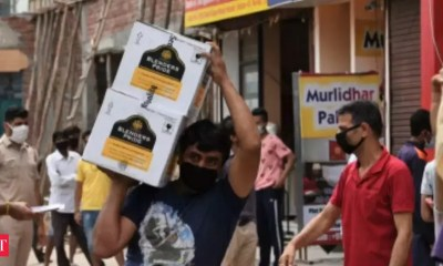 Restaurants, hotels ask state governments to allow them to sell liquor stock