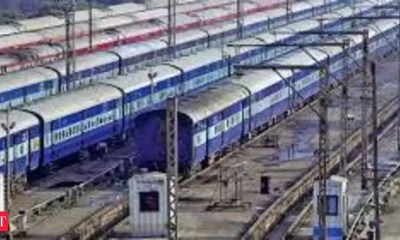 Private companies operating passenger trains have freedom to lease or purchase rolling stock: Railway ministry