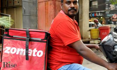 Food delivery recovery at pre-Covid levels: Zomato