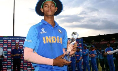 Yashasvi Jaiswal Says Looking To Learn From Seniors During IPL 2020