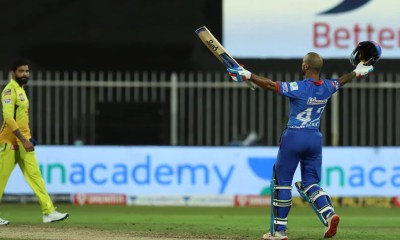 IPL 2020 Points Table: DC Beat CSK To Go Top, RCB Consolidate 3rd Spot With Thrilling Win Over RR