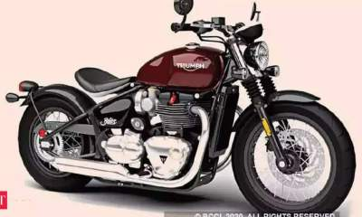 Triumph to launch used-bike programme by Oct-end