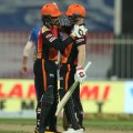 IPL 2020, SRH vs MI: David Warner Hails