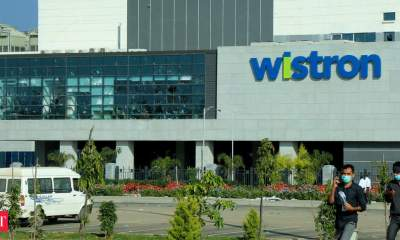 Wistron's iPhone factory in Kolar will be operational in 20 days, says Minister