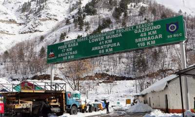 Banihal-Qazigund Tunnel along Jammu-Srinagar highway likely to complete by March