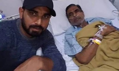 Mohammed Shami Pens Emotional Tribute To Father, Says