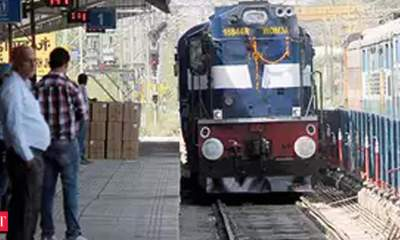 Fares slightly higher to discourage inessential travel: Railways