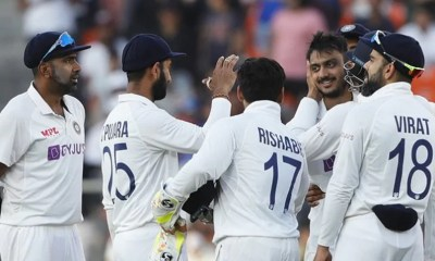 India vs England, 3rd Test: Axar Patel, R Ashwin Shine As India Win By 10 Wickets Inside Two Days