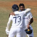 India vs England, 2nd Test: Mohammed Sirajs Reaction To R Ashwins Hundred
