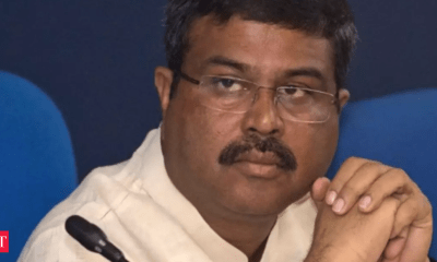 Oil minister Dharmendra Pradhan decodes the 'two main reasons' behind sky-rocketing fuel prices