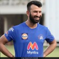 IPL 2021: Cheteshwar Pujara Smashes Sixes In CSK Nets, Fans Love New Avatar. Watch
