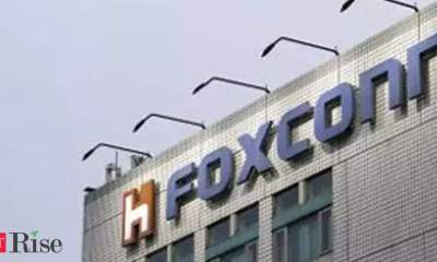 India may see more local manufacturing: Foxconn's Josh Foulger