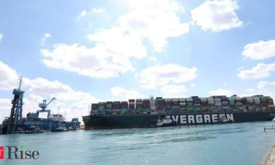 New attempts planned to free huge vessel stuck in Suez Canal