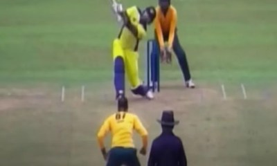 Thisara Perera Becomes First Sri Lankan To Hit Six Sixes In An Over. Watch