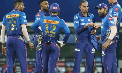 IPL 2021: Rahul Chahars Four-Wicket Haul Helps Mumbai Indians Beat Kolkata Knight Riders By 10 Runs