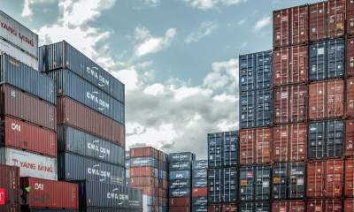 Logjam deepens at the world's ports as pandemic strikes shipping