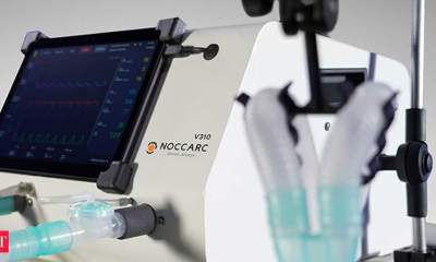 Nocca Robotics sees 20-25 times jump in demand for Covid ventilators, seeks Centre's help