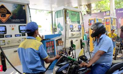 Petrol, diesel price unchanged for sixth consecutive day