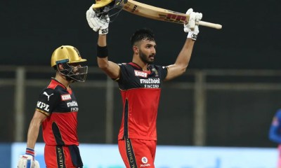 IPL 2021: Devdutt Padikkal Maiden Century Flattens Rajasthan Royals As RCB Go Top Of The Table