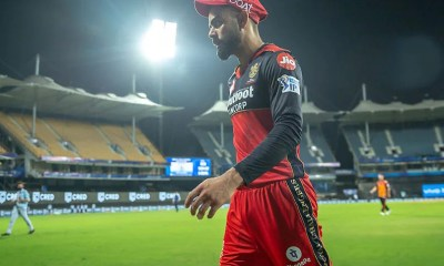 SRH vs RCB, IPL 2021: Virat Kohli Reprimanded For IPL Code Of Conduct Breach