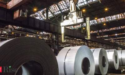 Salasar launches heavy structural steel manufacturing unit
