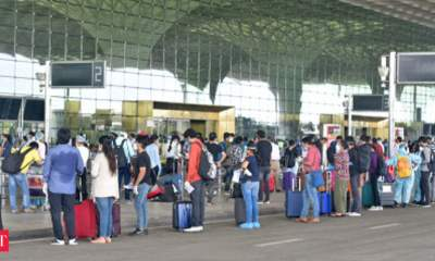 Spot fine of Rs 1,000 at Mumbai airport for violating COVID norms