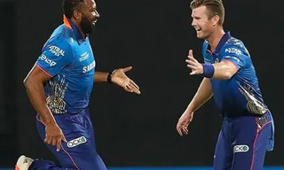 """Doubt IPL Will Re-Start This Year In India Again, On World T20, They Need To Be Cautious,"" Says Mumbai Indians' Jimmy Neesham  