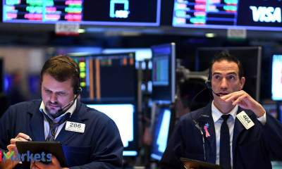 Dow Jones opens lower as rotation out of megacaps weighs