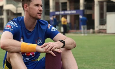IPL 2021: Chennai Super Kings Jason Behrendorff Donates To UNICEF Project For India COVID-19 Crisis