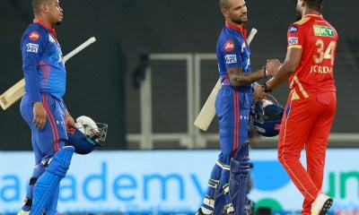 IPL 2021: Mayank Agarwals 99* In Vain As Delhi Capitals Thrash Punjab Kings To Go Top Of The Table