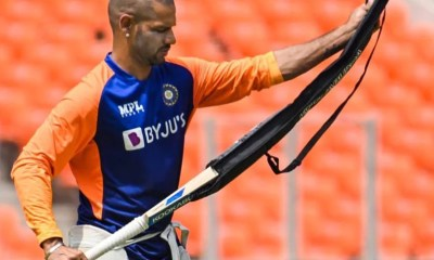 Shikhar Dhawan Donates Oxygen Concentrators To Gurugram Police To Aid India's COVID-19 Fight | Cricket News