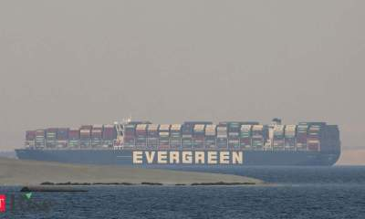 Suez Canal chief proposes widening, deepening vital waterway