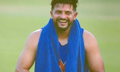 """Suresh Raina Shares """"Positive Vibes"""" With This Pic On Twitter, Fans Pour In Love 