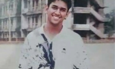 CSK Post MS Dhoni Throwback Picture As