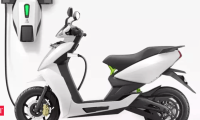 Demonetisation moment for EVs: Ather CEO Mehta as government raises subsidy on electric vehicles
