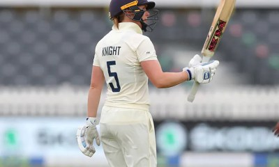 England Women vs India Women, Only Test Day 1: Spinners Script Indias Fightback, England End On 269/6