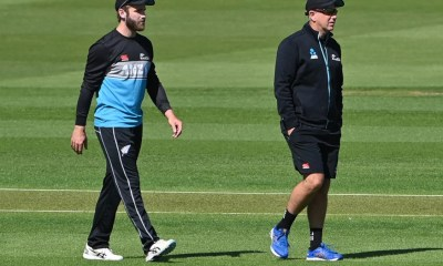 England vs New Zealand: Kane Williamson's Left Elbow Injury Being Monitored Ahead of 2nd England Test | Cricket News