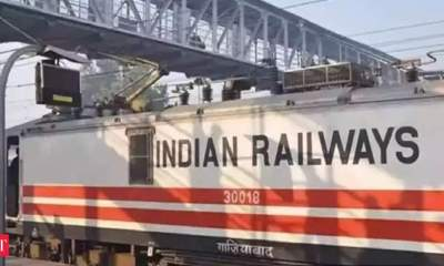 Highest-ever freight loading of 114.82 metric tonnes done by railways in May:  Official