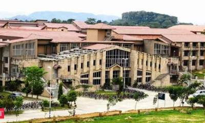 IIT Guwahati ranks 41 in the 'research citations per faculty' category of QS world university rankings